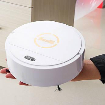 Автоматический умный робот пылесос, всасывающая подметальная машина