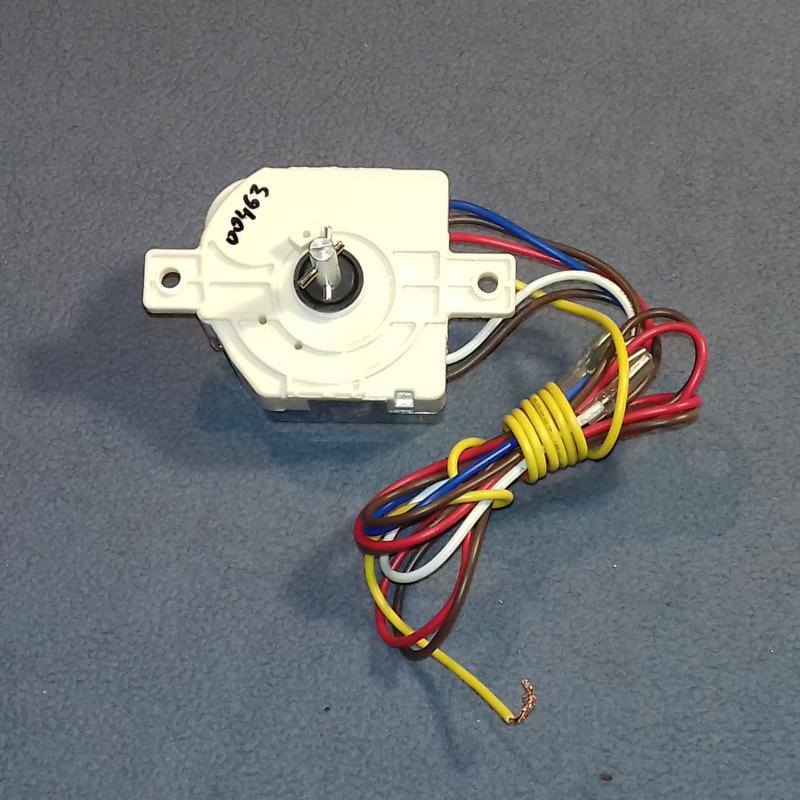 Таймер на шесть проводов для стиральной машины полуавтомат типа Сатурн, Digital, Liberton, Волна
