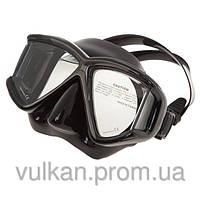 Маска Marlin PANORAMIC black (четырехстекольная)