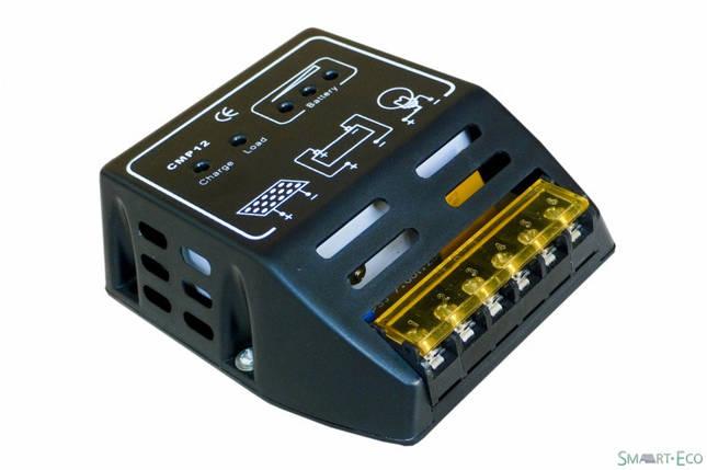 Контролер заряду акумуляторних батарей для сонячних модулів Altek CMP12, фото 2