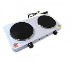 Электрическая плита Domotec MS-5822 Белая (М8908), фото 2
