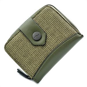 Женский мини кошелёк PT19-1297-4 Зелёный, фото 2
