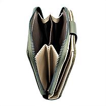 Женский мини кошелёк PT19-1297-4 Зелёный, фото 3