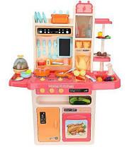 Детская Кухня Kitchen  Свет, Звук, Вода.Пара 93см.