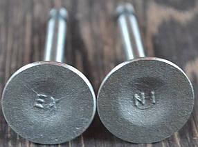 Клапан впуск выпуск -168F комплект 2 шт (37)
