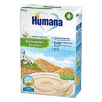 Каша молочная Humana с гречкой, 200 г 77557 ТМ: Humana