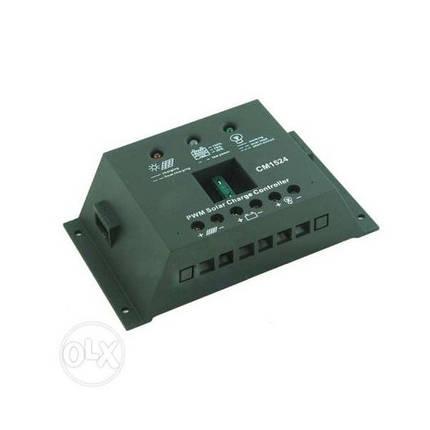 Контролер заряду акумуляторних батарей для сонячних модулів Altek ACM1524, фото 2