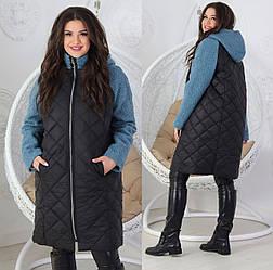 Женское пальто Реглан 05048