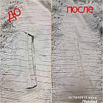 Ремонт разрывов на кожаной куртке, реставрация жидкой кожей., фото 2