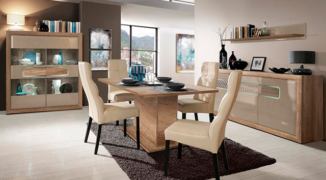 """Коллекция мебели для спальни, гостиной, столовой """"Tiziano"""""""