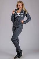Теплый женский спортивный костюм Аберкромби