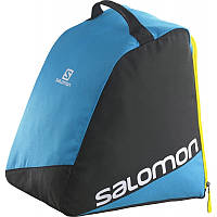 Сумка для ботинок Salomon ORIGINAL BOOT BAG BLACK/Process Blue/WH (MD)