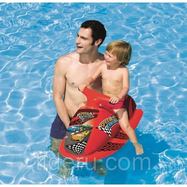 Надувная игрушка-плот скутер Bestway 41001