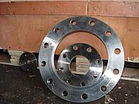Нержавеющий фланец AISI 304 08Х18Н10 DN 20 PN 16  (Труба 26,9мм)