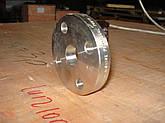 Нержавеющий фланец AISI 304 08Х18Н10 DN 20 PN 16  (Труба 26,9мм), фото 3