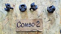 Направляющая заднего бампера Opel Combo 2005, 90464559, 1406469