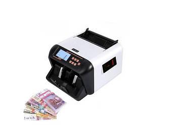 Счетная машинка для купюр Bill Counter555MG с ультрафиолетовым детектором