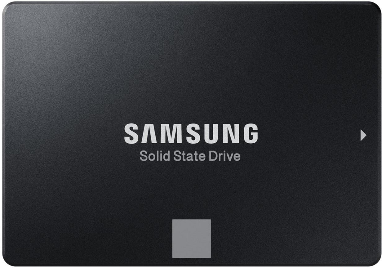 "SSD Samsung 860 Evo-Series 500GB 2.5 ""SATA III V-NAND MLC (MZ-76E500BW)"