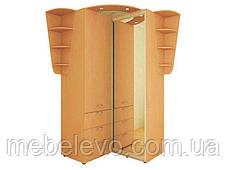 Шкаф-купе угловой приставной Стандарт 125х130 h-240, ТМ Феникс, фото 2