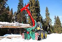 Лісовий трактор LKT 82 ITL