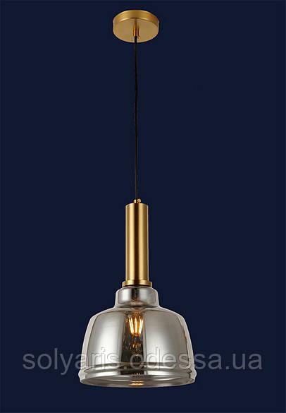 Люстра подвес лофт 91622-1 BK