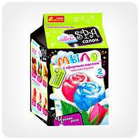 Набор для творчества «Твой SPA-салон» (мыло своими руками - Чайная роза)