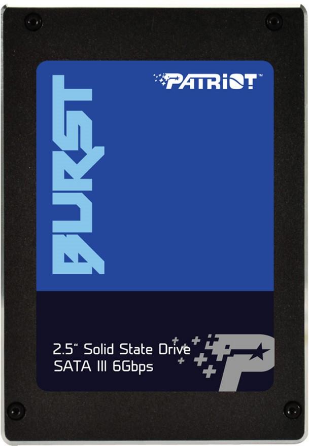 """SSD Patriot 960GB 2.5 """"SATAIII 3D TLC (PBU960GS25SSDR)"""
