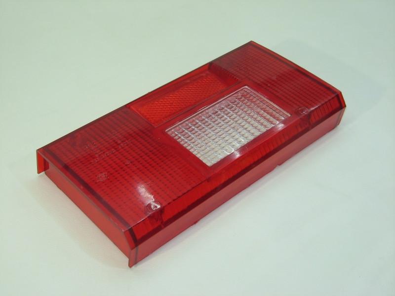 Стекло заднего фонаря основное левое ЗАЗ 1102 Таврия старого образца