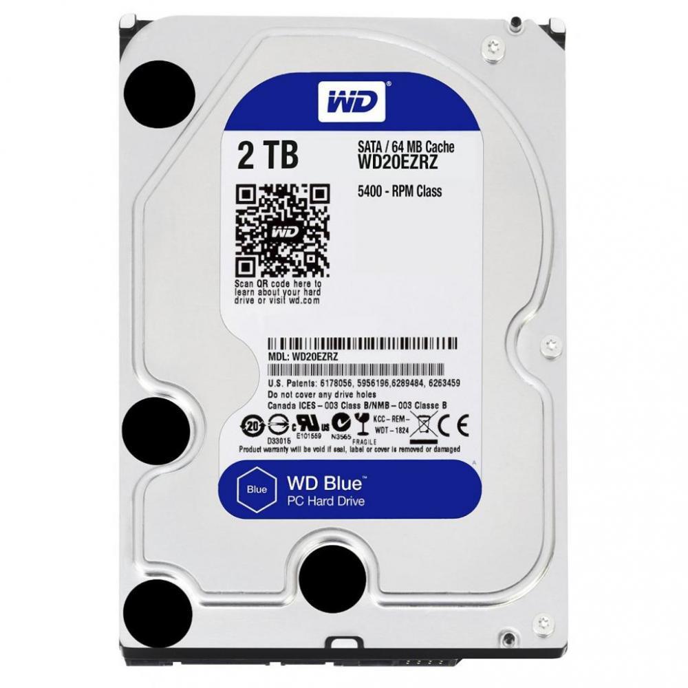 HDD Western Digital WD20EZRZ Blue