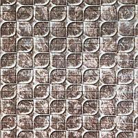 Декоративная 3Д-панель стеновая Кирпич Чешуя (абстракция самоклеющиеся 3d панели для стен) 700x770x5 мм