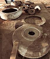 Литье износостойкого чугуна (хромистого с никелем, титаном), фото 3