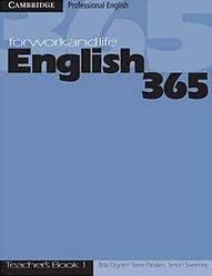 English365 1 Teacher's Guide