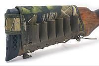 Чехол на приклад 6 патронов Премиум+Ретро 8103
