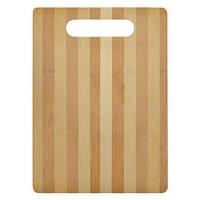 Доска разделочная бамбук  28*18*0.7cm Код WHW21746-4