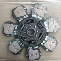 Диск сцепления ведомый МТЗ 80, 82 с керамическими сегментами (повышенный ресурс) (пр-во LUK) 332001410
