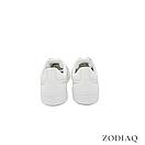 Кеды женские кожаные светлые весна  t896-183 ZodiaQ, фото 5