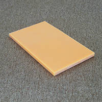 Накладки Микарта  № 92290 крем абрикос 6,2х80х130 мм