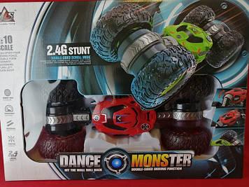 Машинка вездеход на управлении Dance Monster (Red)