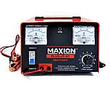 Трансформаторное зарядное устройство MAXION PLUS-25AT Heavy Duty, фото 3