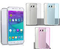 Силиконовый чехол для Samsung Galaxy S6 супертонкий 0.3 мм