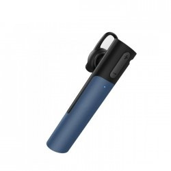 Bluetooth гарнитура ROCK Space Mudee Bluetooth Earphone Navy Blue (6950290608339)