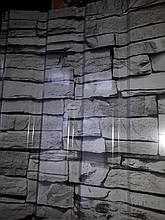 Профнастил под дикий камень ПС-10 Высота 1,7 м ;ширина 0,95м