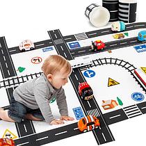 Игровые наборы, автомобильные дороги