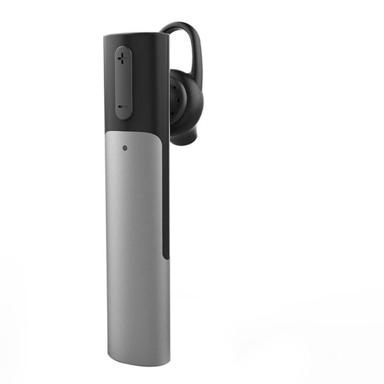 Bluetooth гарнитура ROCK Space Mudee Bluetooth Earphone Dark Grey (6950290608346)