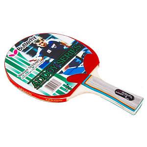 РакеткаBatterfly WernerSchlager TBC302-830B для настольного тенниса
