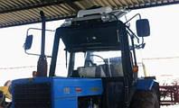 Кондиционер на трактора МТЗ (Кришный вариант)