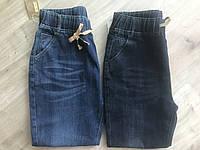 Батальные женские джинсы Ласточка демисезонные с завязками на поясе 33 - 36 размер