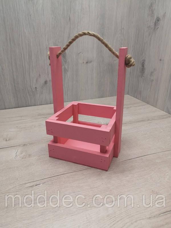 ящик декоративний кольоровий. ящик для декору