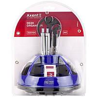 Набор настольный Axent Duoton 2104-01-A, 9 предметов, белый