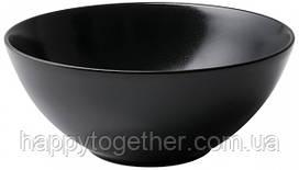 Салатник Ipec Monaco Black 16 см